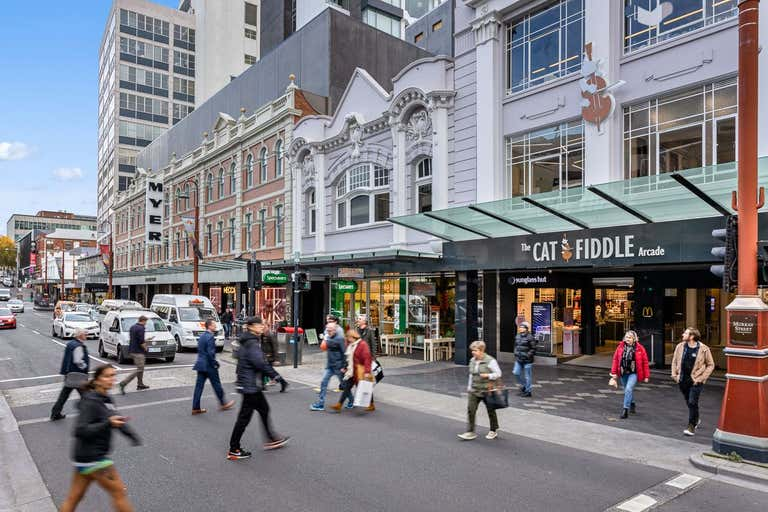 Cat & Fiddle Arcade, 49-51 Murray Street Hobart TAS 7000 - Image 1