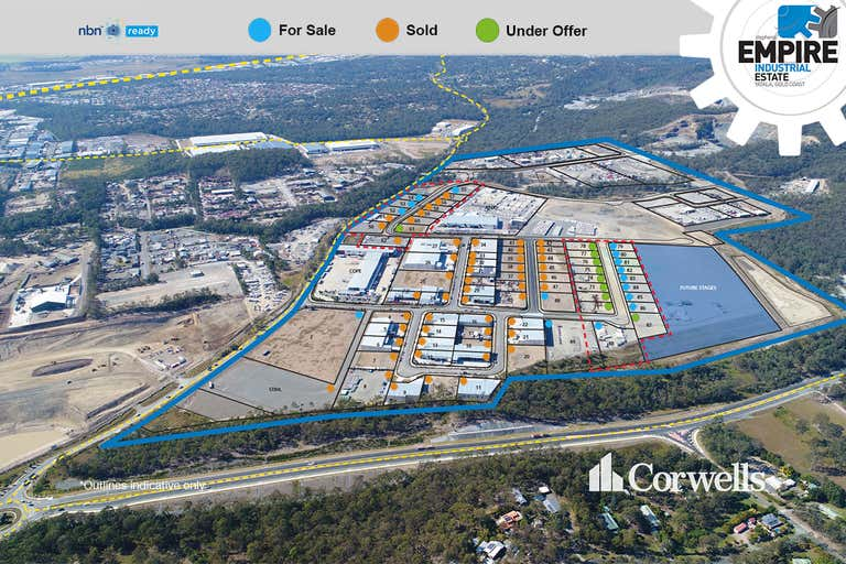 Stage 7 Empire Industrial Estate Yatala QLD 4207 - Image 2
