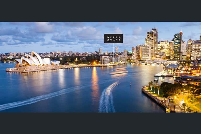 Opera Quays, Shop 10, 11 & Lot 54, 1a Macquarie Street Sydney NSW 2000 - Image 1