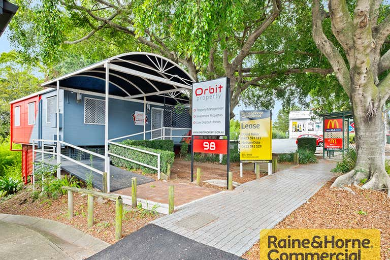 98 Enoggera Road Newmarket QLD 4051 - Image 1