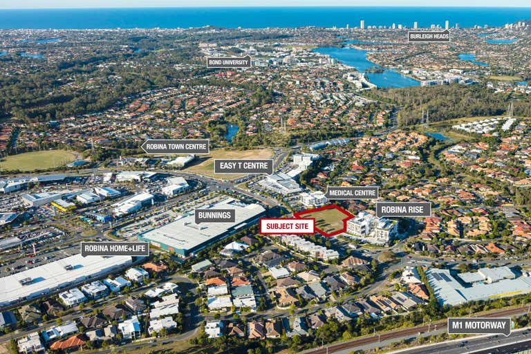 Approved Mixed Use Site, 46 Scottsdale Drive Robina QLD 4226 - Image 2