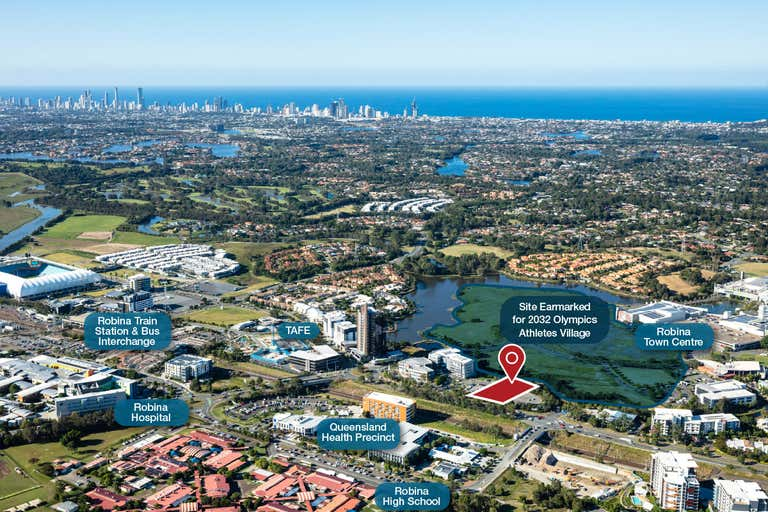 Proposed Lot 2, 1 Waterfront Place Robina QLD 4226 - Image 1