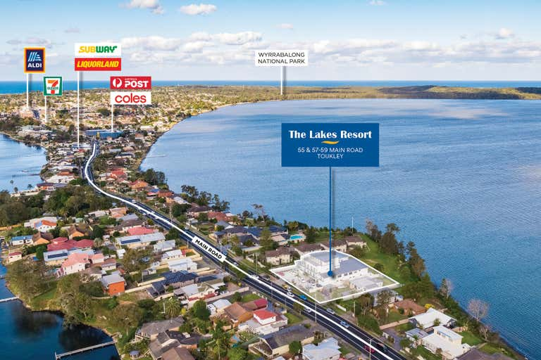 The Lakes Resort, 55 & 57-59 Main Road Toukley NSW 2263 - Image 2