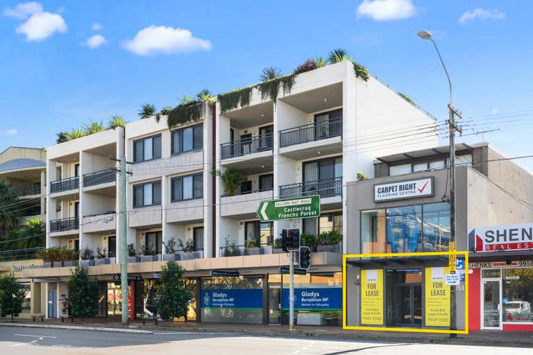 Ground Floor, 153 Sailors Bay Road Northbridge NSW 2063 - Image 1