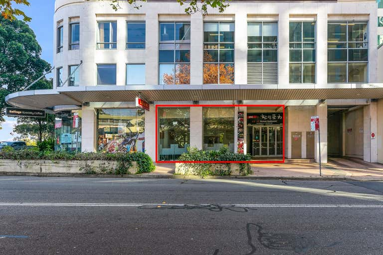 Shop 1, 809  Pacific Highway Chatswood NSW 2067 - Image 1