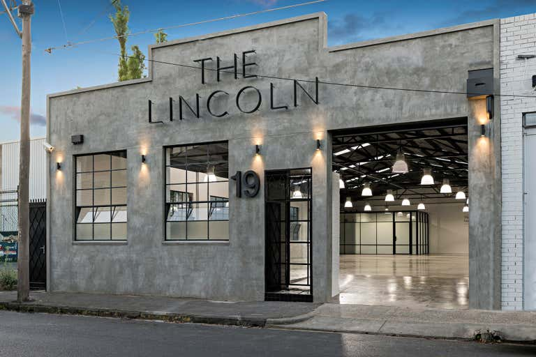The Lincoln, 19 Lincoln Street Richmond VIC 3121 - Image 1