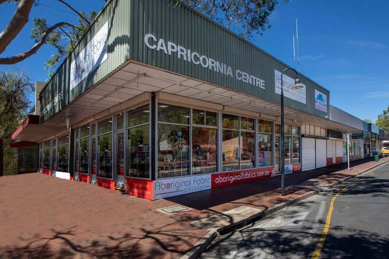 Capricornia Centre, 91 Todd Street Alice Springs NT 0870 - Image 1