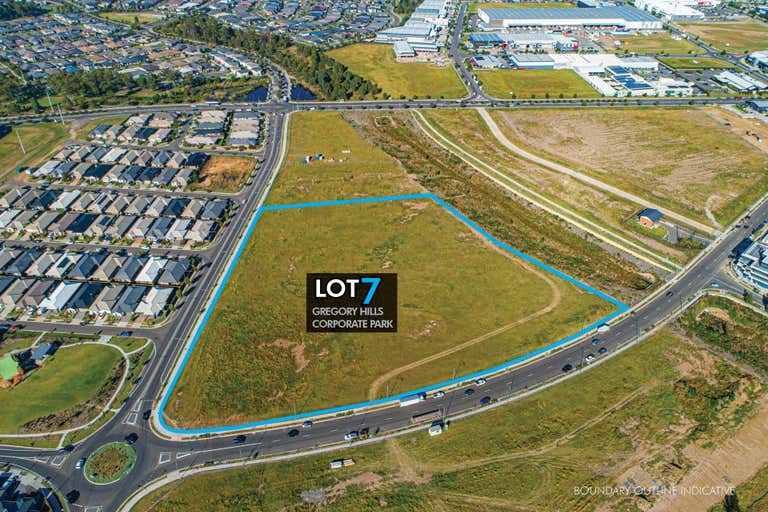 Lot 7 Gregory Hills Corporate Park Gregory Hills NSW 2557 - Image 2