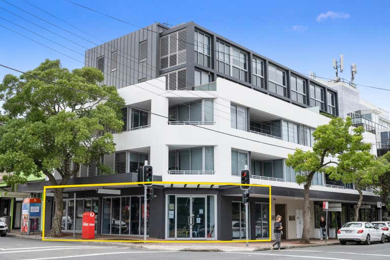 Shop 1 & 2/ 48 Yeo Street Neutral Bay NSW 2089 - Image 1