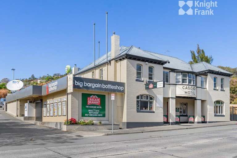 Cascade Hotel, Site, 22 Cascade Road South Hobart TAS 7004 - Image 1