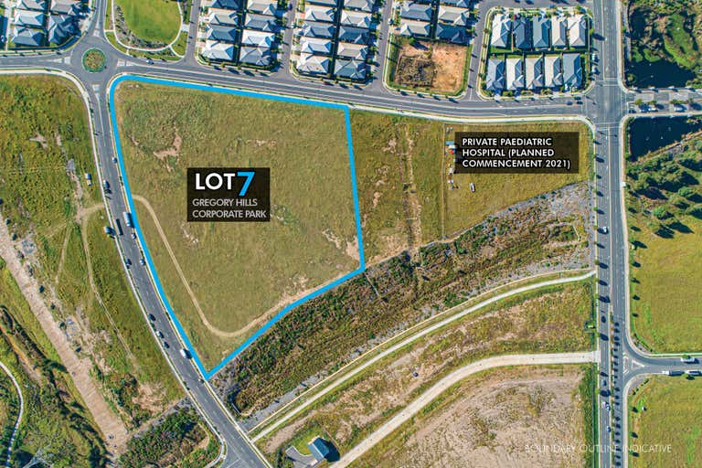 Lot 7 Gregory Hills Corporate Park Gregory Hills NSW 2557 - Image 1