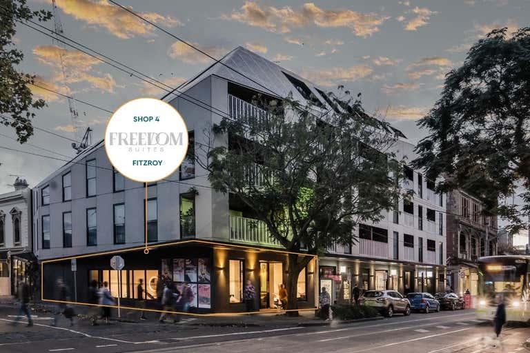 Shop 4, 166 Gertrude Street Fitzroy VIC 3065 - Image 1