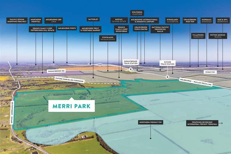 Merri Park, 1545 Merriang Road & 300 Donovans Lane Beveridge VIC 3753 - Image 1