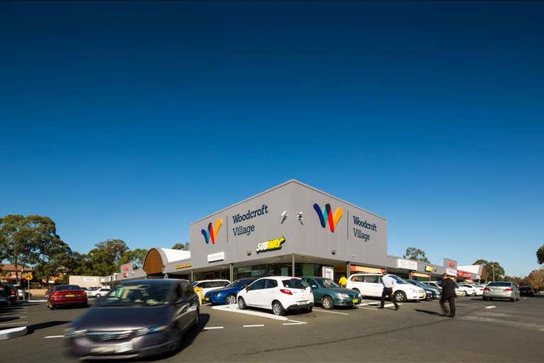Woodcroft Village Shopping Centre, 3 Woodcroft Drive Woodcroft NSW 2767 - Image 1