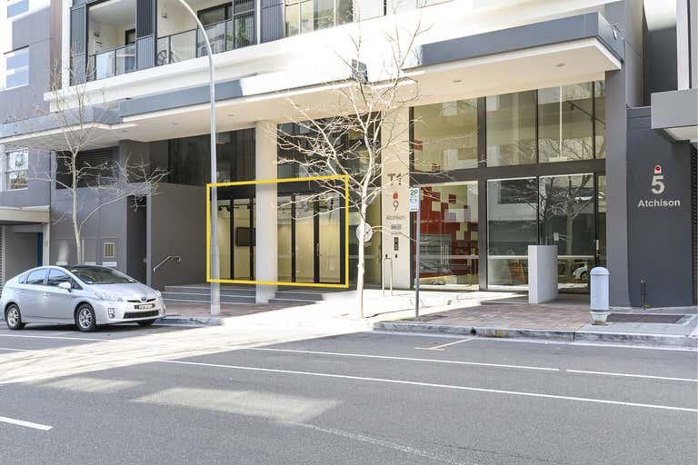 Shop 1, 9 Atchinson Street St Leonards NSW 2065 - Image 1