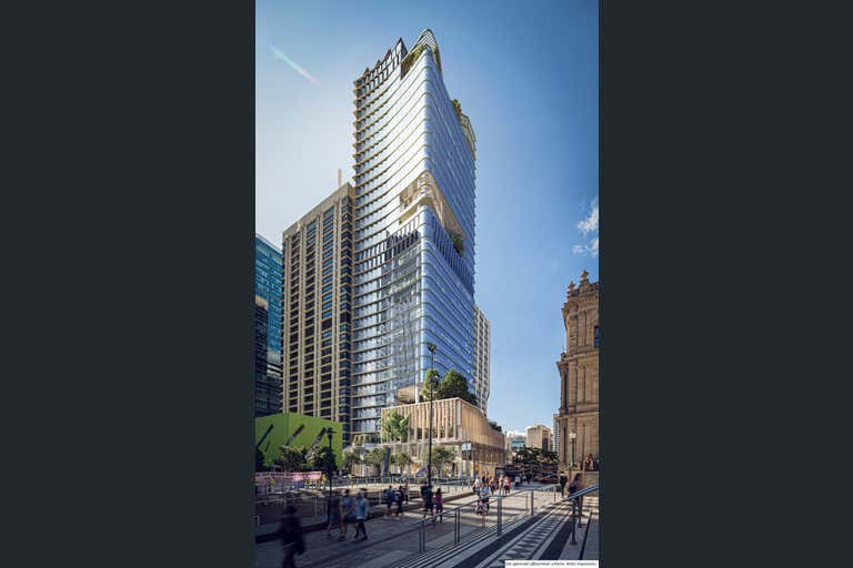 No.1 Brisbane, 60 Queen Street, 217 George Street and 231 George Street Brisbane City QLD 4000 - Image 1