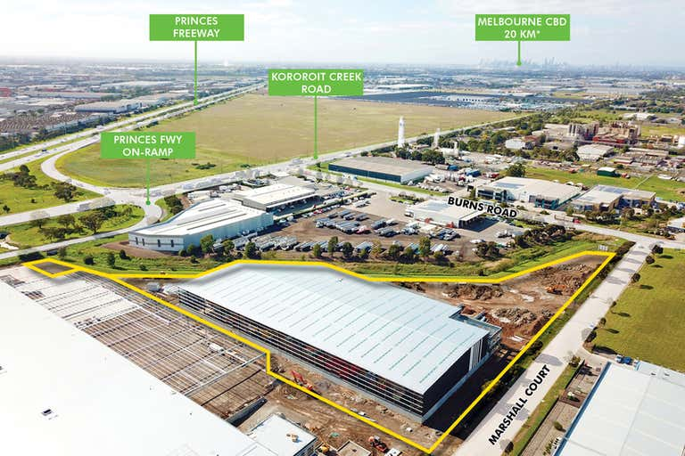 Warehouse C, 34-58 Marshall Court Altona VIC 3018 - Image 1