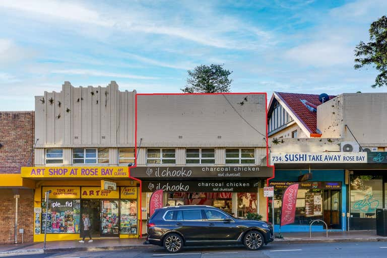 Shop 7, 730 New South Head Road Rose Bay NSW 2029 - Image 1