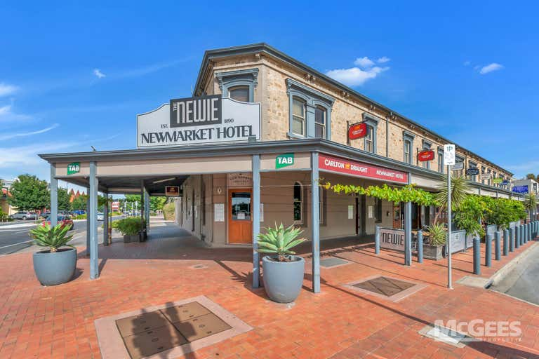 Newmarket Hotel Freehold & Business, 132 Commercial Road Port Adelaide SA 5015 - Image 2