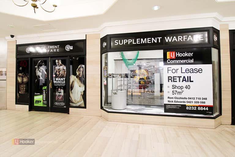 Shop 40, 128-136 Rundle Mall Adelaide SA 5000 - Image 2