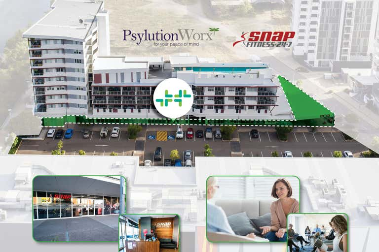 HOLBORN HEALTHCARE CENTRE, 10 Little Fletcher Street Townsville City QLD 4810 - Image 1