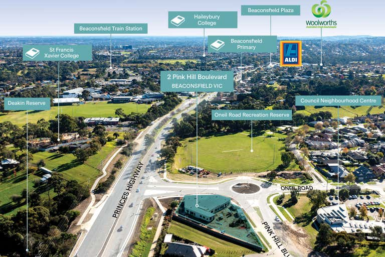 2 Pink  Hill Boulevard Beaconsfield VIC 3807 - Image 2