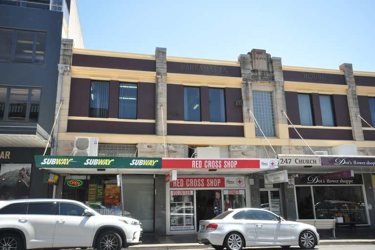 Suite 4, 247 Church Street Parramatta NSW 2150 - Image 1
