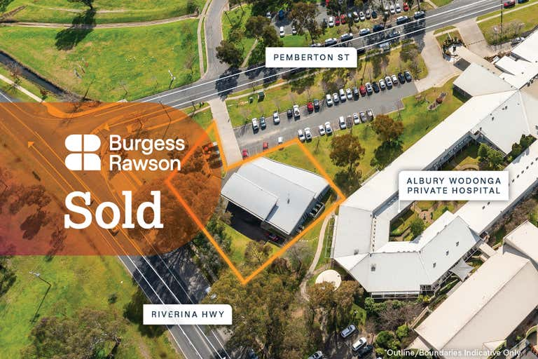 Specialist Medical Facility, 1156 Padman Drive Albury NSW 2640 - Image 1