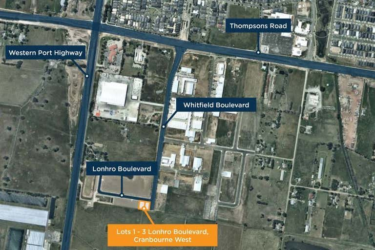 1-3 Lonhro Boulevard Cranbourne West VIC 3977 - Image 1