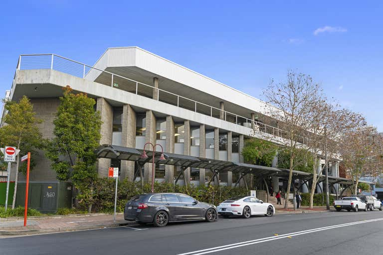Level 2, 39-47 Albany Street Crows Nest NSW 2065 - Image 1