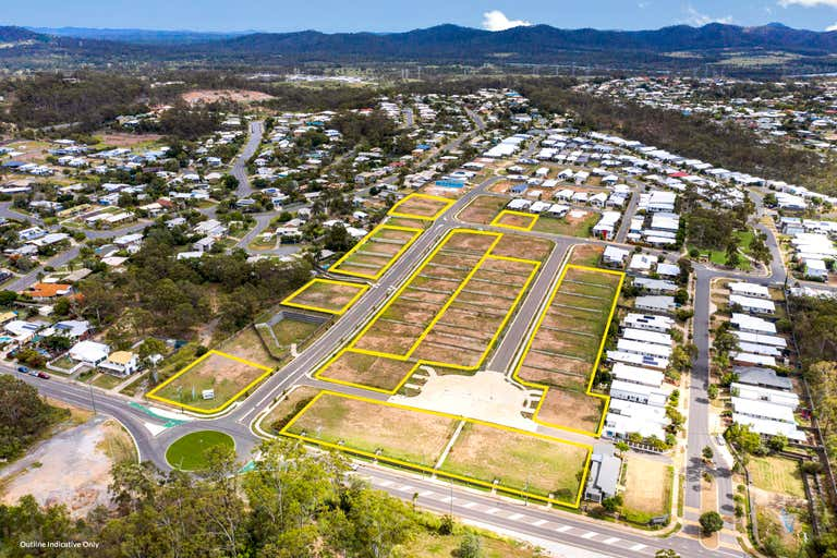 Balance of Hillclose Estate, Harvey Road Gladstone Central QLD 4680 - Image 2