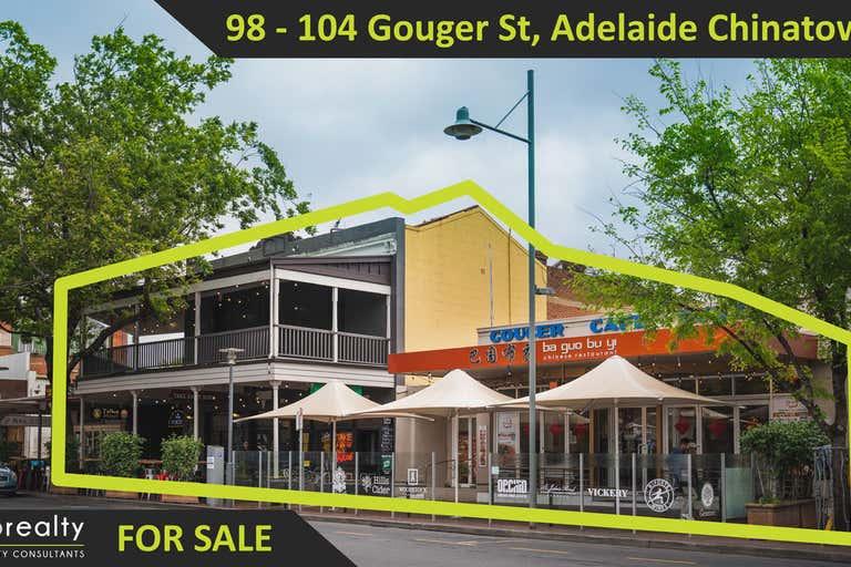 98 - 104 Gouger Street Adelaide SA 5000 - Image 1