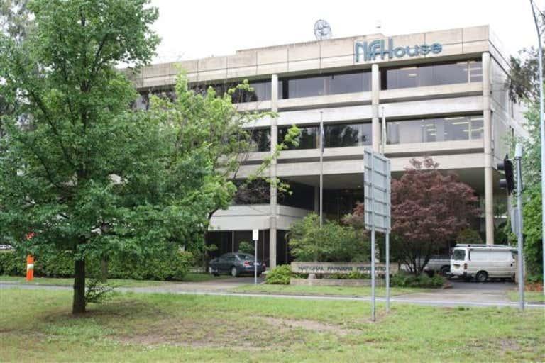 NFF House, 14 - 16 Brisbane Avenue Barton ACT 2600 - Image 1