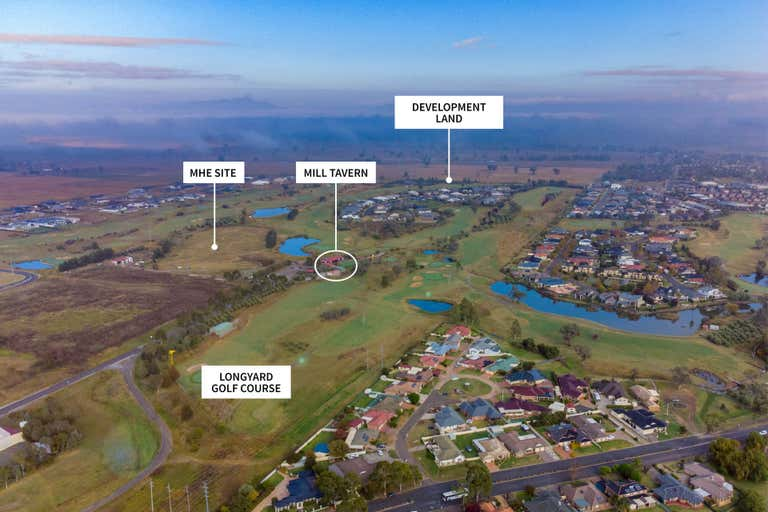 Longyard Golf Course & The Mill Tavern, Greg Norman Drive Hillvue NSW 2340 - Image 1
