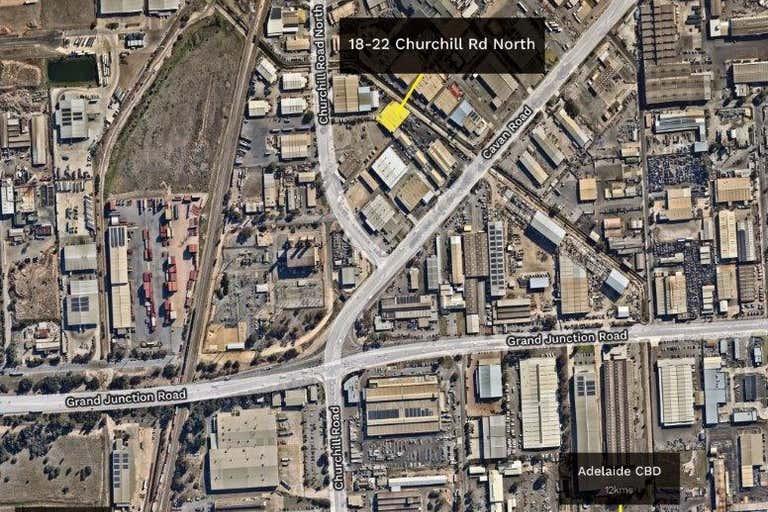 Warehouse 2, 18-22 Churchill Road North Dry Creek SA 5094 - Image 1
