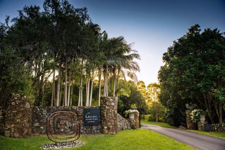 Gaia Retreat & Spa 933 Fernleigh Road Brooklet NSW 2479 - Image 1