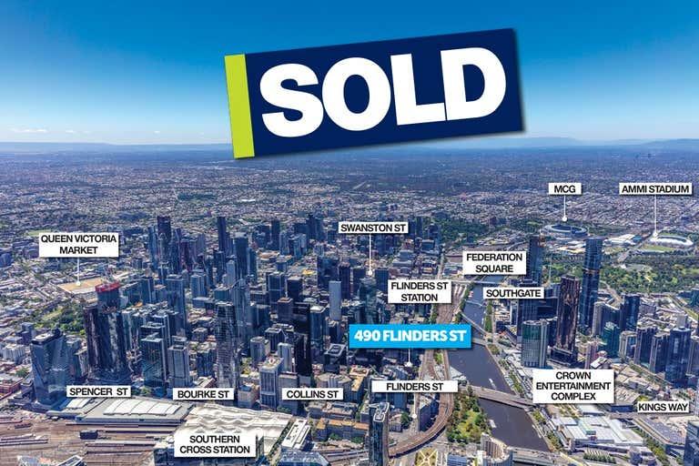 490  Flinders Street Melbourne VIC 3000 - Image 2