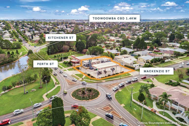 7-Eleven, 85 Perth Street Toowoomba City QLD 4350 - Image 2