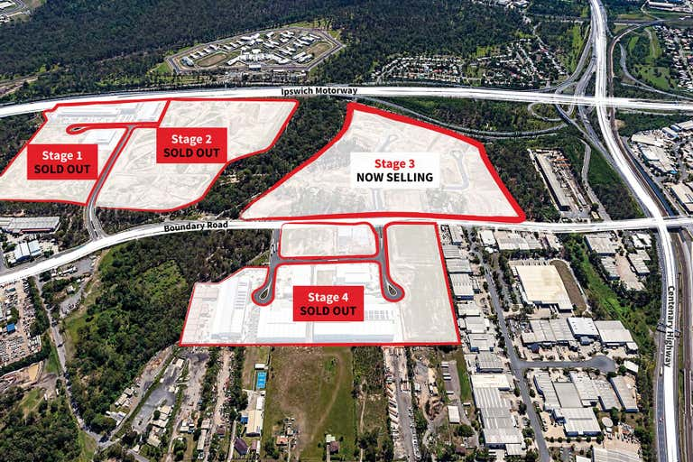 Metroplex Westgate - Stage 3, 1001 Boundary Road Wacol QLD 4076 - Image 1