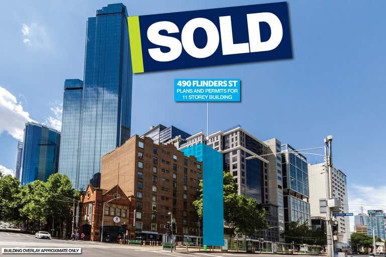 490  Flinders Street Melbourne VIC 3000 - Image 1
