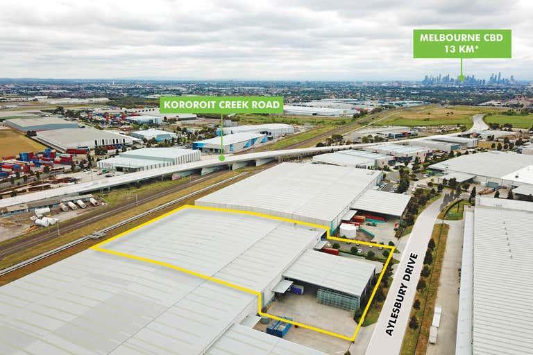 Warehouse B, 18-34 Aylesbury Drive Altona VIC 3018 - Image 1