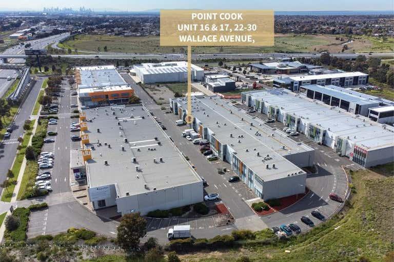 Unit 16 & 17, 22-30 Wallace Avenue Point Cook VIC 3030 - Image 2