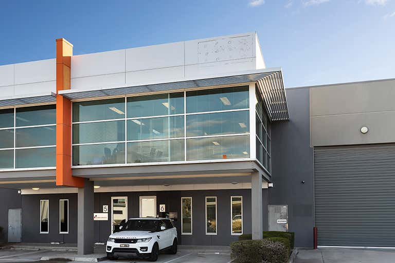 Office, Unit 6, 45-57 Normanby Road Notting Hill VIC 3168 - Image 1