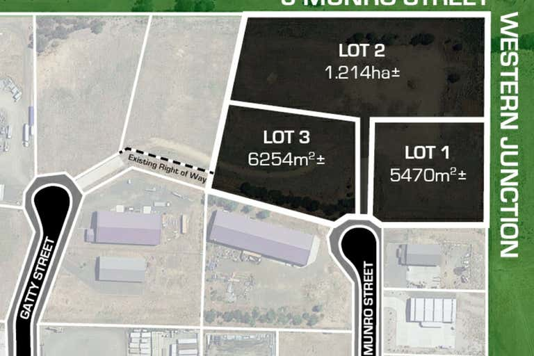 Lot 1, 5 Munro Street Western Junction TAS 7212 - Image 1