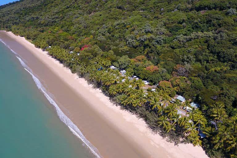 ELLIS BEACH CARAVAN PARK & OCEANFRONT BU, - Captain Cook Highway Ellis Beach QLD 4879 - Image 1