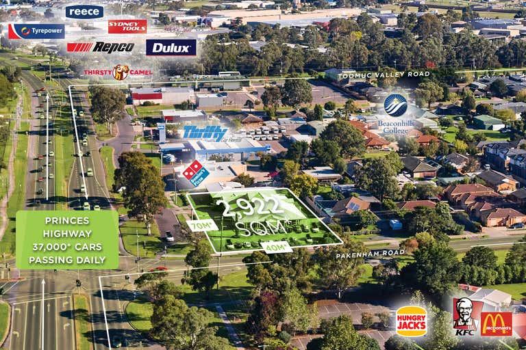 200-204 Princes Highway (Corner Pakenham Road) Pakenham VIC 3810 - Image 2