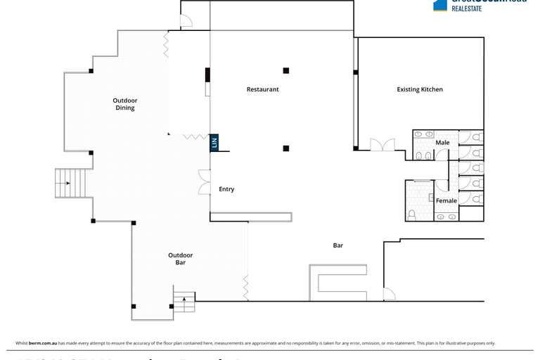 15/148-174 Mountjoy Parade Lorne VIC 3232 - Floor Plan 1