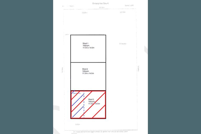 3/5 Enterprise Court Lonsdale SA 5160 - Floor Plan 1
