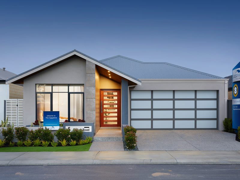 The sapphire home design house plan by blueprint homes malvernweather Choice Image
