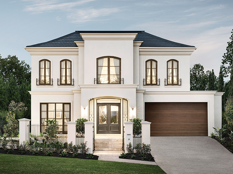 Bordeaux Home Design House Plan By Metricon Homes